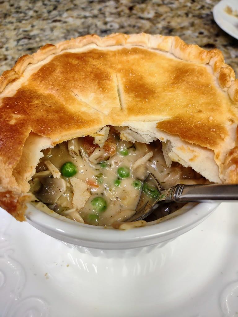 Chicken Pot Pie YUM
